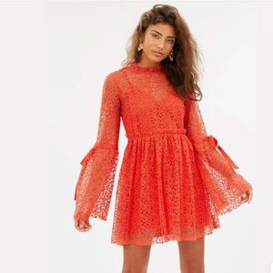 ❤️NWT! Alice McCall Back To You Dress in Red❤️